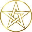trio-de-mandalas-simbolo-pentagrama-cor-
