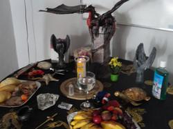 Altar de  Magia