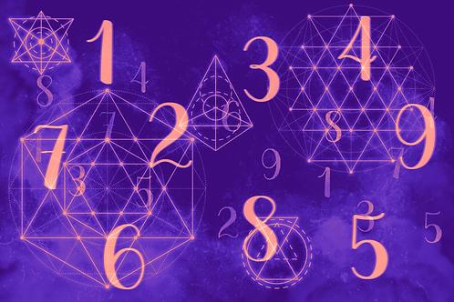 Consulta Numerologia Karmica e Taro