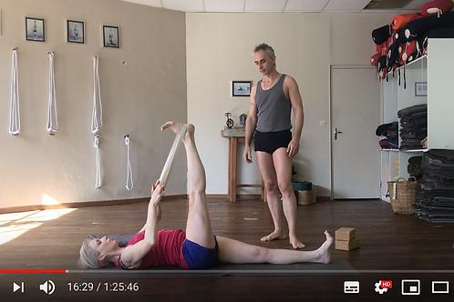Yoga - Vidéo #Y2 - avec Julien Cailleux
