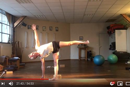 Yoga - Vidéo #Y4 - avec Julien