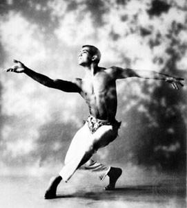 Lester Horton pionnier de la danse contemporaine