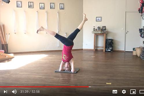 Yoga Iyengar - Vidéo #Y7 - avec Piccarda