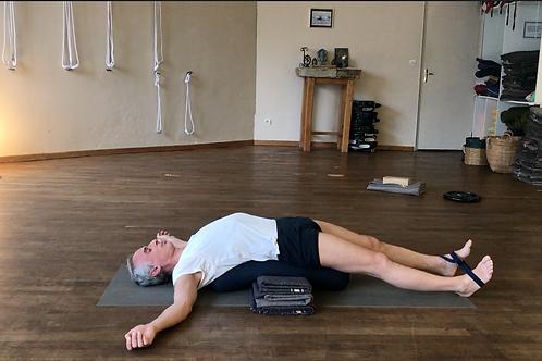 Yoga - Vidéo #Y9 - avec Julien