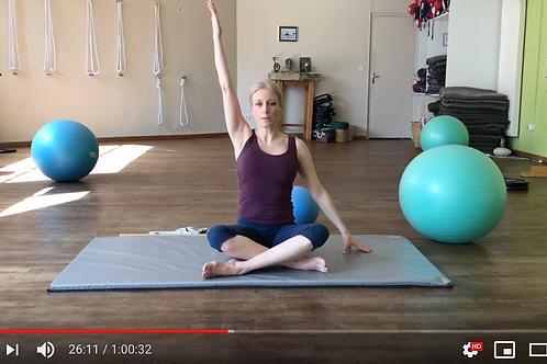 Pilates - Vidéo #PIL3 - avec Piccarda