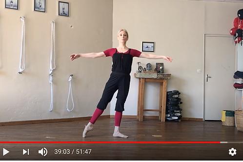 Danse Classique Méthode Vaganova - Vidéo #D4