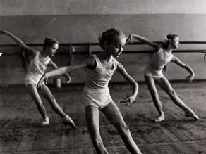 La progression dans la première année de l'école Vaganova de danse classique (1ère partie)