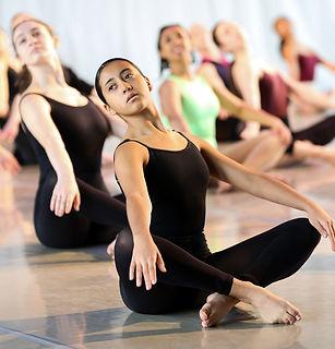 cours danse contemporaine paris