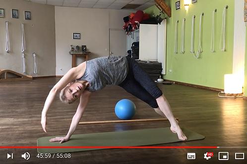 Pilates - Vidéo #PIL2 - avec Piccarda