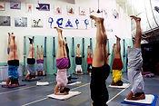 cours yoga iyengar paris