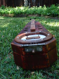Old Violin Case