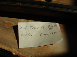 Note Found Inside Dating Case to 1890's