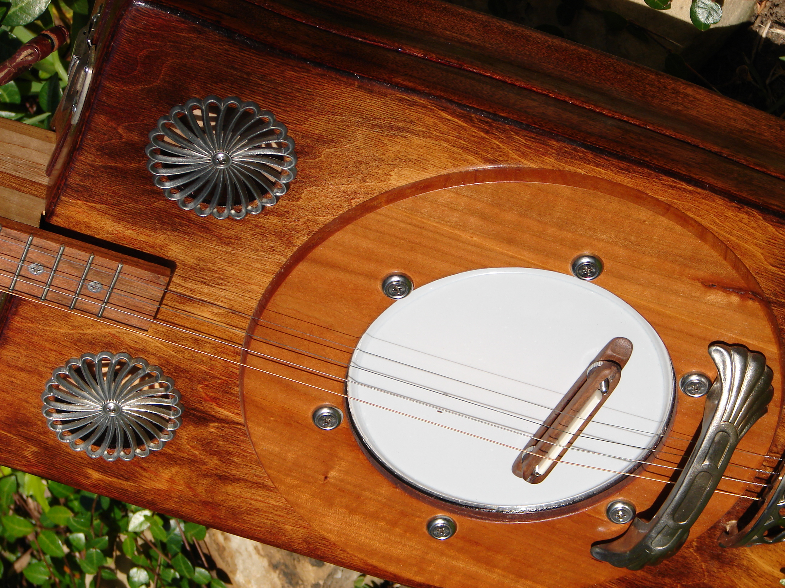 Decorative Sound Hole Covers