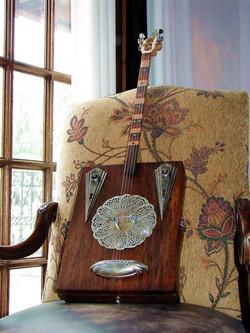 4-String Resonator Guitar