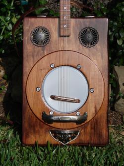 Banjo-Style Resonator