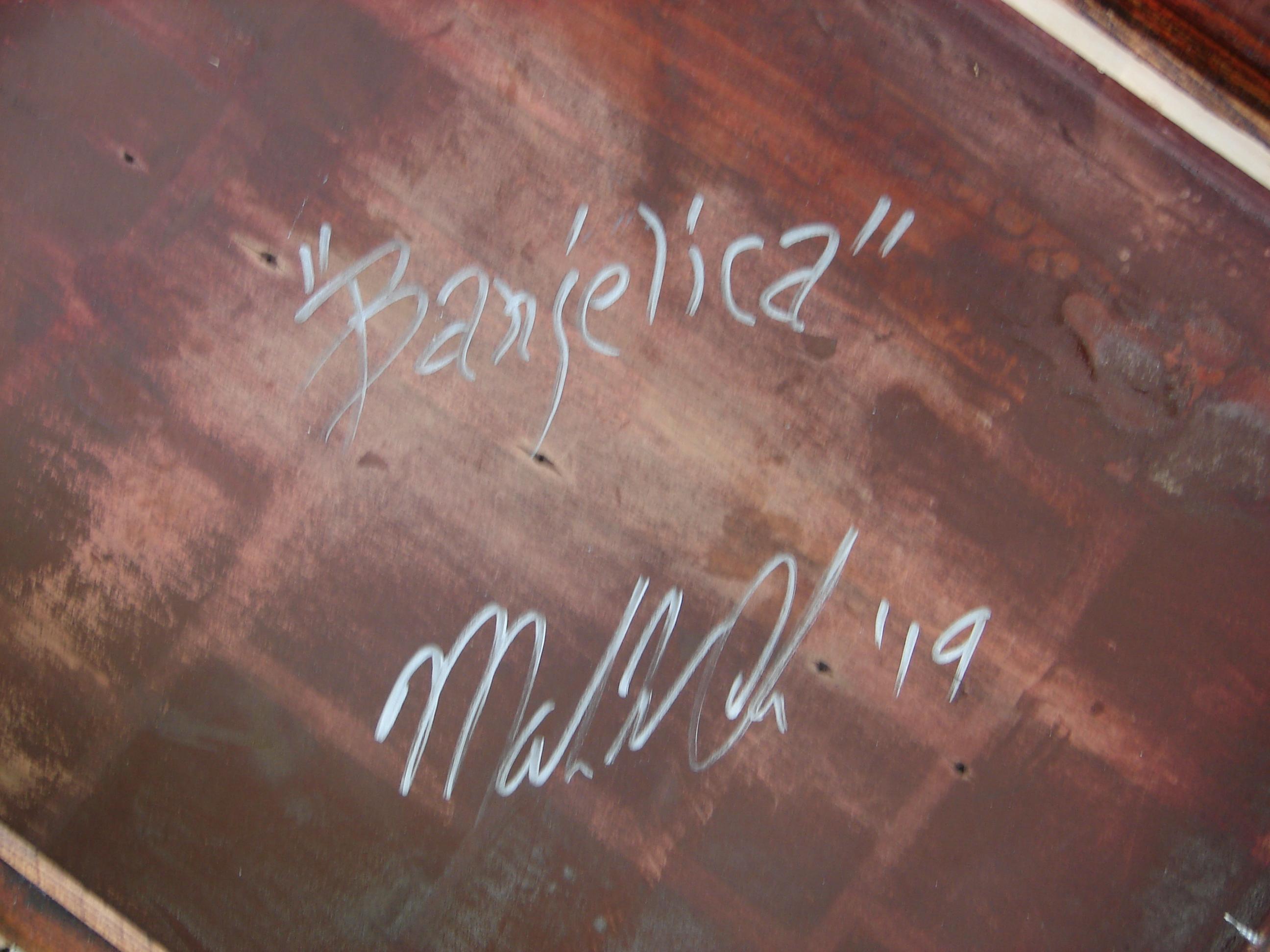 Artist Signed Inside