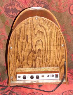 Tombstone Radio Amp