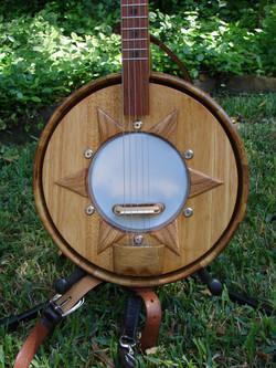 Starburst & Banjo-Style Resonator