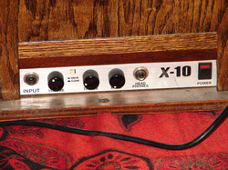 Tombstone Radio Amp Controls