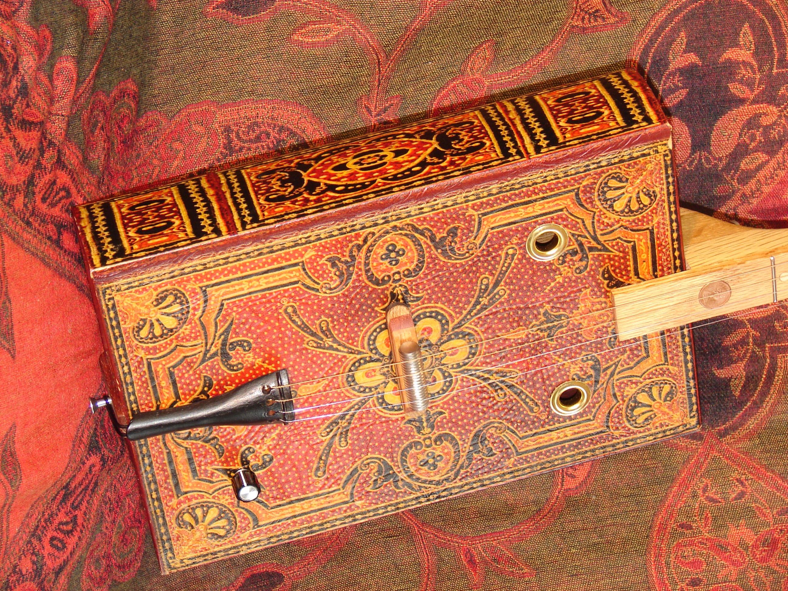 Violin tailpiece