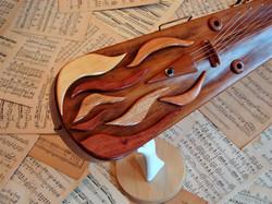 Multi-Wood Flame Design