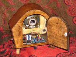 Small Clock Amp (Rear)