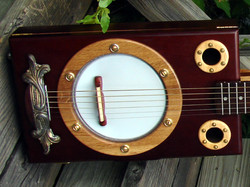 Banjo resonator
