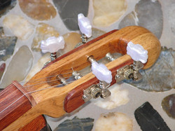 Hand-Carved Neck & Headstock