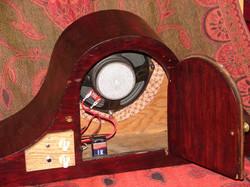 Clock Amp (Rear)