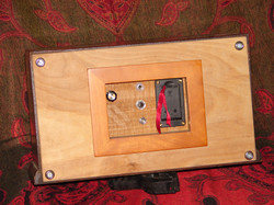 Detrola Radio Amp (Rear)