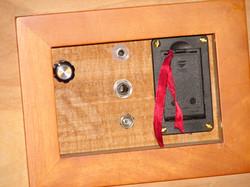 Detrola Radio Amp Controls
