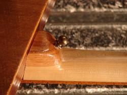 Maple & oak neck