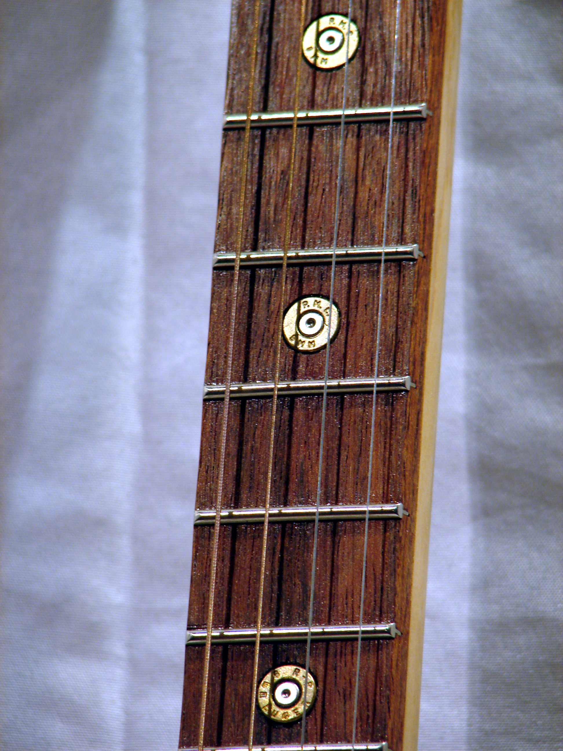 Neck & fret board