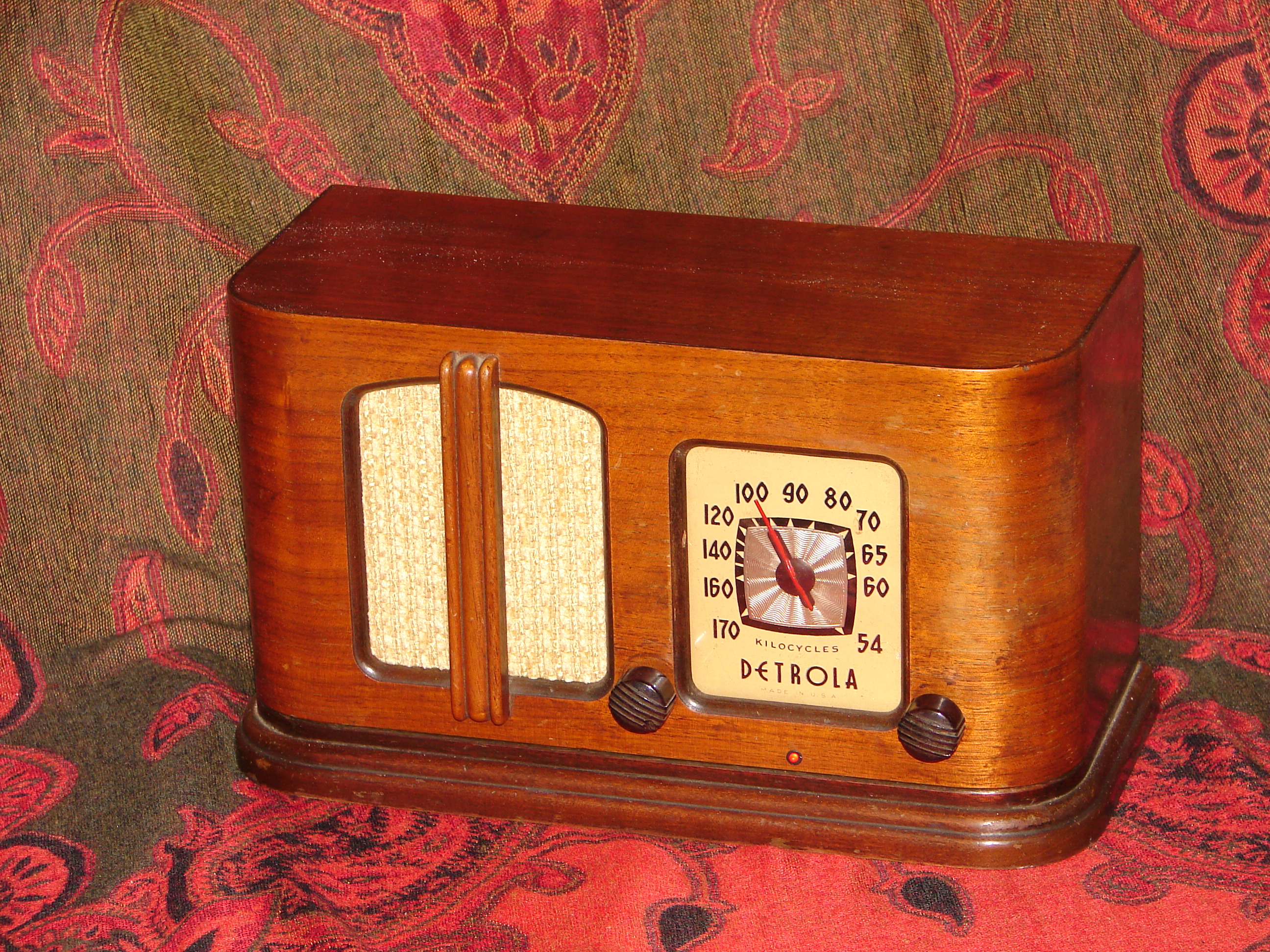Detrola Radio Amp