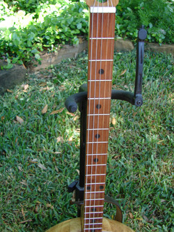 Wood Branded Fret Markers