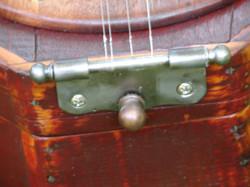Door Hinge Tailpiece