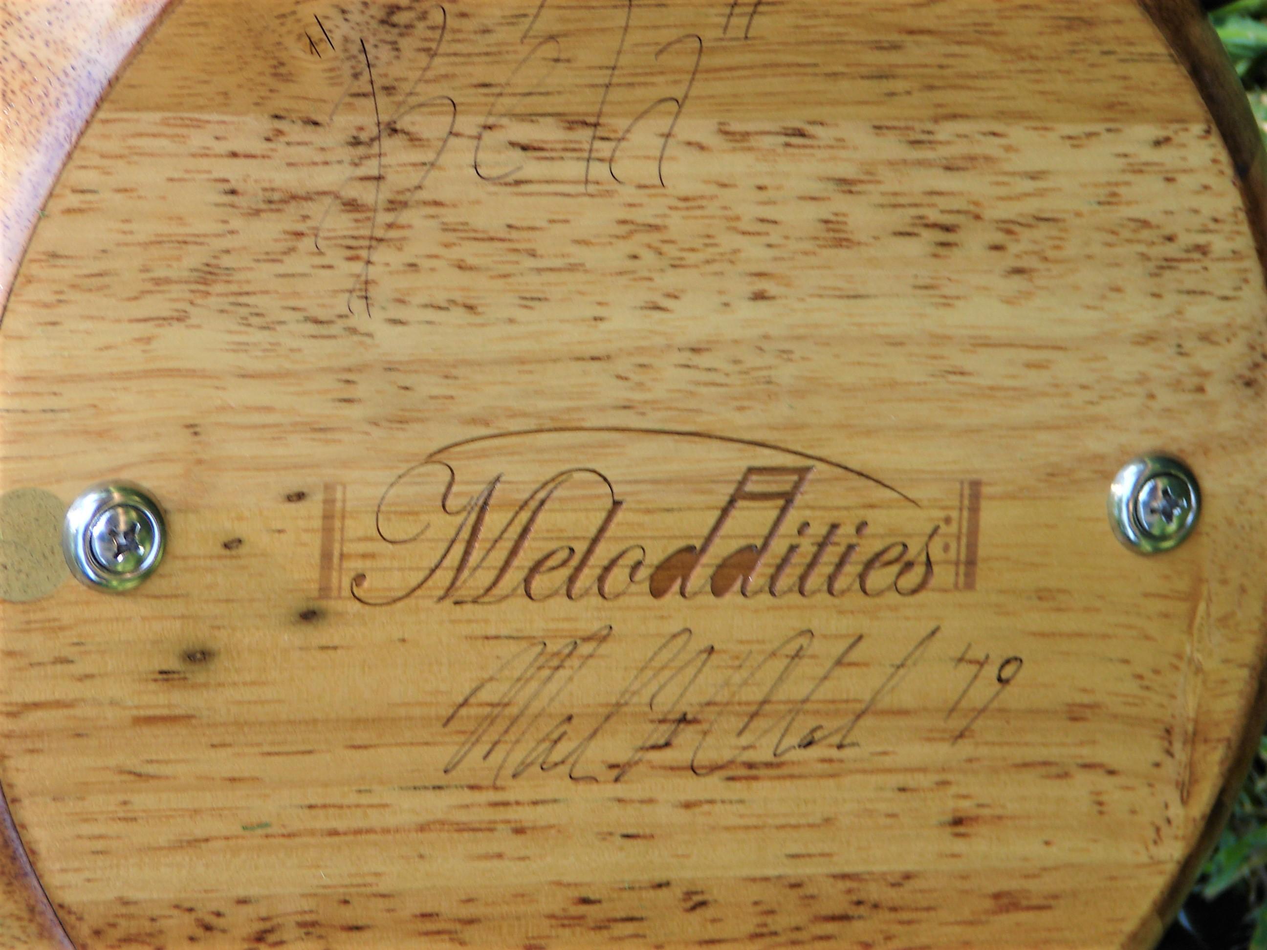 Meloddities Logo