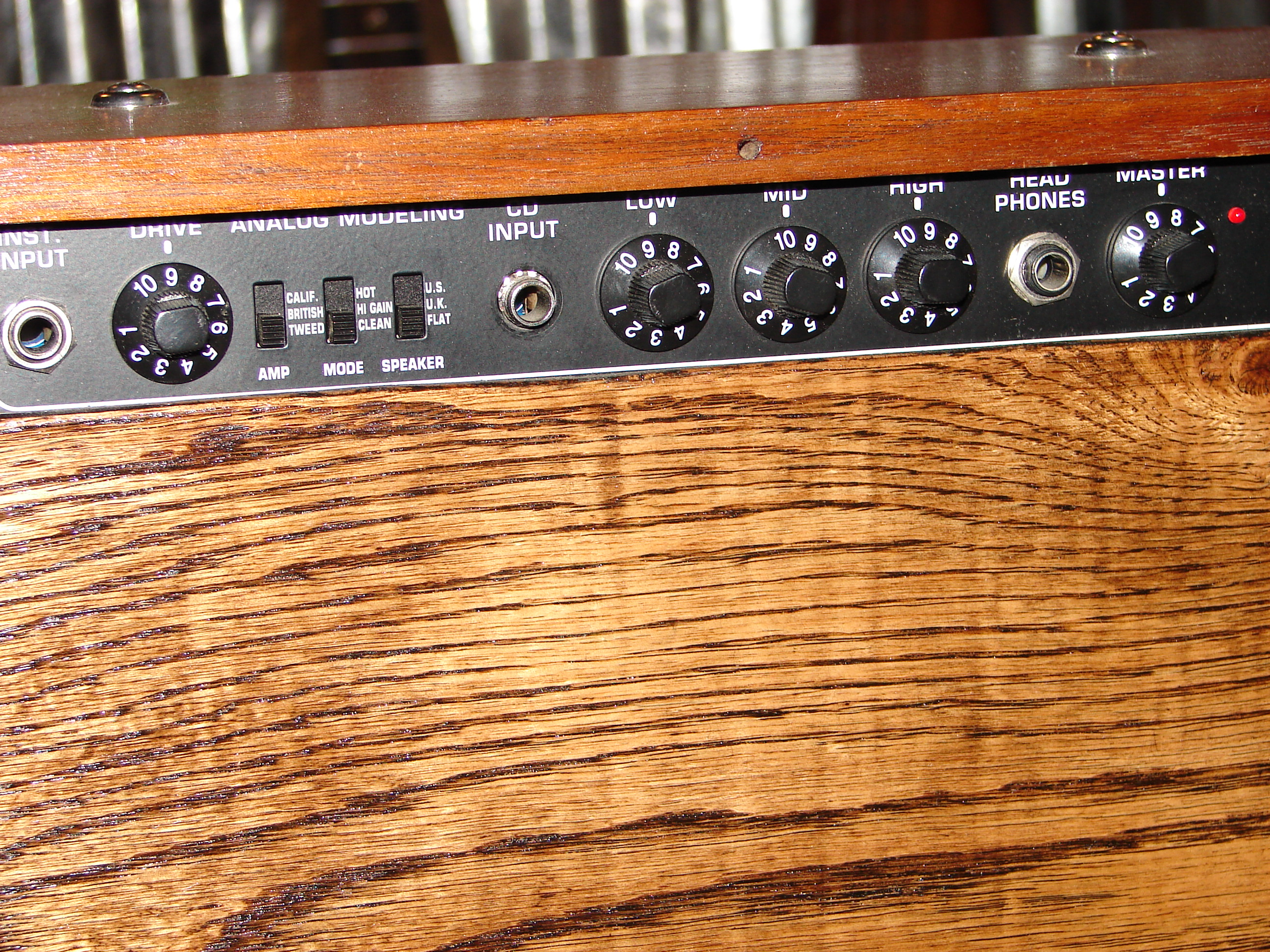 Old radio amp 1