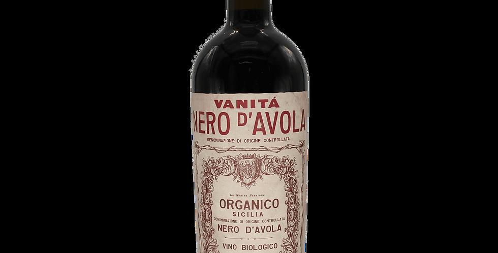 Nero d'Avola Terre Siciliane Organico Vanità IGT 2017