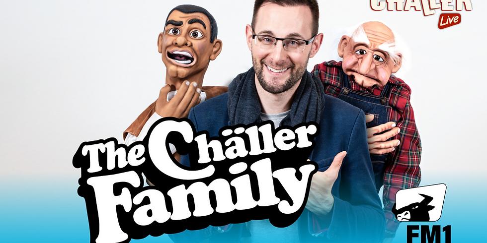 The Chäller Family / Unterwasser