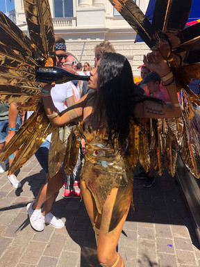 Partnerschaft mit Streetparade 2018