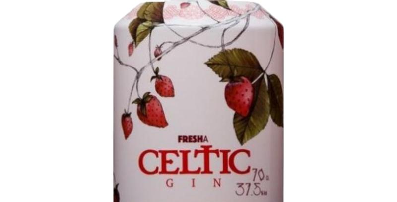 Celtic Fresha London Dry Gin