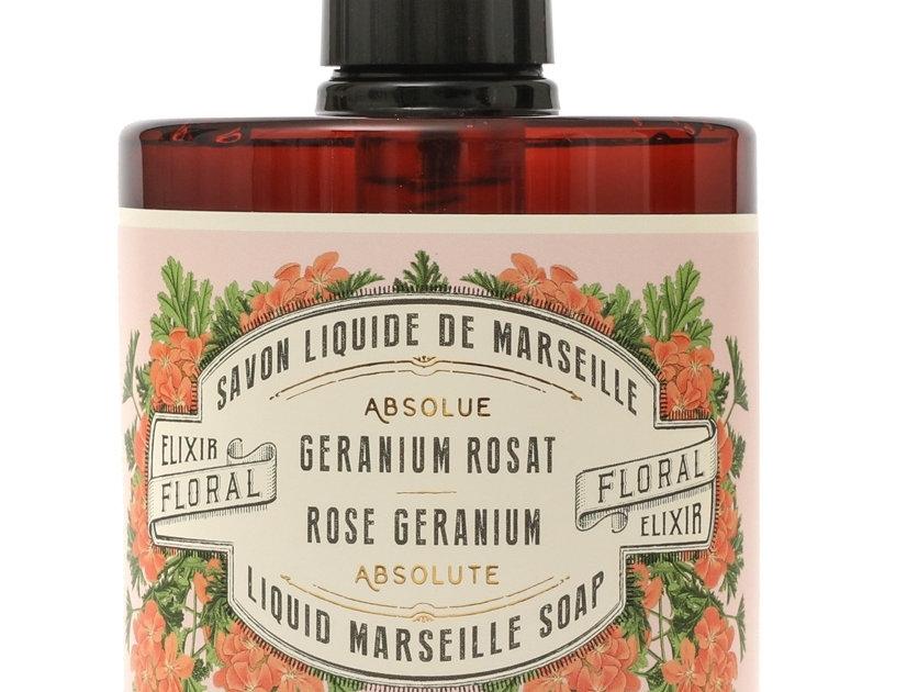 Rose Geranium Flüssigseife 500 ml