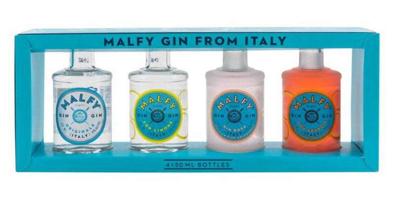 Malfy Gin Mixed Set - 4x 5cl