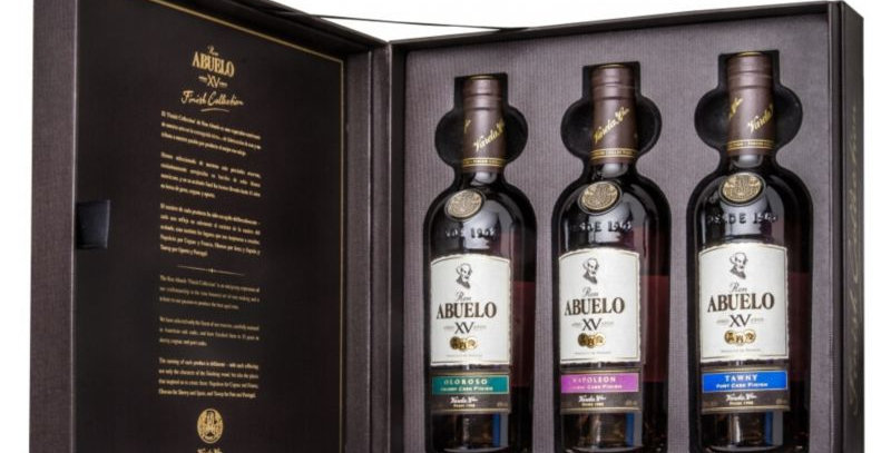 Rum Abuelo XV Collection Set
