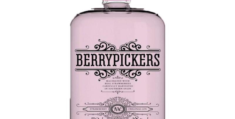 Berrypickers Strawberry Premium Gin