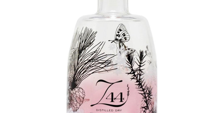 Alpin Dry Gin Z44 - Limited Edition
