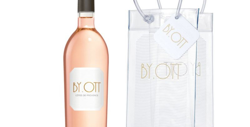 By.Ott Rosé Set (6 By.Ott & 2 Ice Bags)