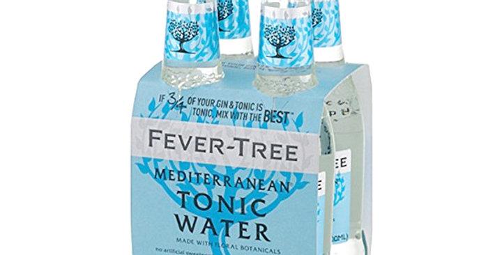 Fever-Tree Mediterranean Tonic Water 4x 20cl