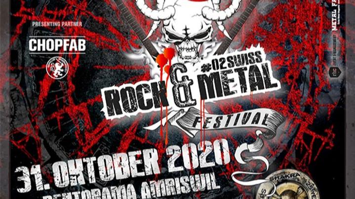 Swiss Rock & Metal Festival / Amriswil